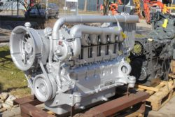 Deutz BF6L913C, Dieselmotor