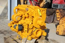 Dieselmotor Caterpillar 3114, aus CAT 206