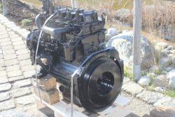 Dieselmotor aus Stapler Steinbock