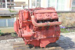 Deutz F6L413 V, Dieselmotor