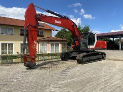 O&K RH 8.5, Kettenbagger