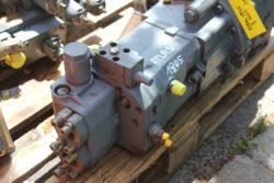 Fahrmotor Linde HMR 105