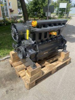 Deutz F6L912, Dieselmotor