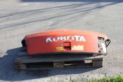 Karosserie, Motorhaube aus Kubota 161-2