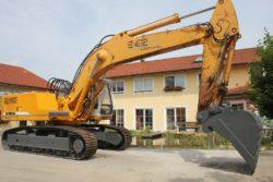 Liebherr R 942, Kettenbagger