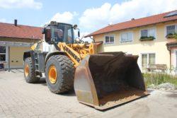 Liebherr L 566, Radlader