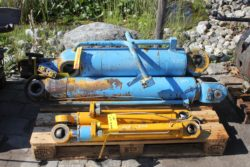 Hydraulikzylinder  aus Hanomag  60E