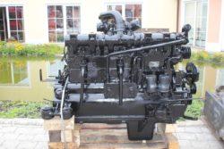 Hanomag D 964, Dieselmotor