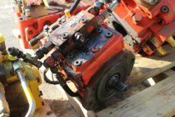Hydraulikpumpe  A4V40 aus O&K RH 6