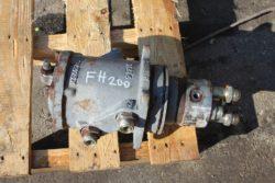 Drehdurchführung aus Hitachi FH 200-3