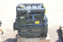 Deutz BF4L1011 T, Dieselmotor
