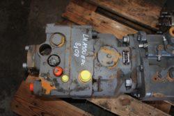Fahrmotor DMVA 165