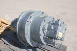 Drehwerksgetriebe aus Liebherr R 984