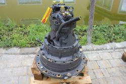 Drehwerksgetriebe aus Volvo EC 240 B NLC