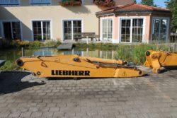 Ausleger / Stiel aus Liebherr A900 C LIT