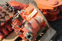 Hydraulikpumpe AV080  aus  O&K RH 6