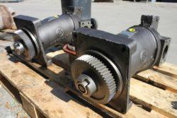 Hydraulikpumpen A7V160 aus Kettenbagger